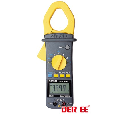 Токоизмерительные клещи DER EE DE-3516