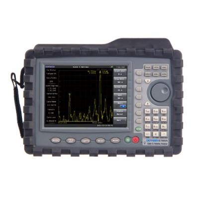 E7000A Анализатор кабелей и антенн (25МГц - 6ГГц)