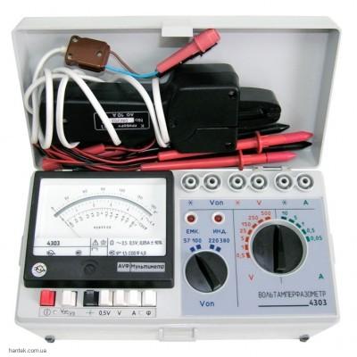Электроизмеритель 4303 Вольтамперфазометр