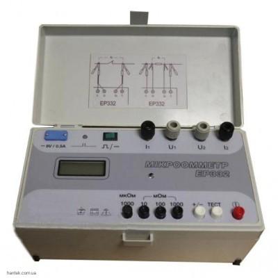Элтес ЕР-332 микроомметр