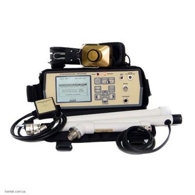 Молния ПОИСК-2006М для поиска повреждений в силовых кабелях