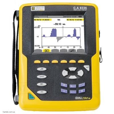 Анализатор качества электроэнергии Chauvin Arnoux C.A 8336+MA193