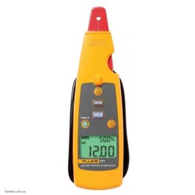 Fluke 771 Калибратор-мультиметр с клещами для малых токов