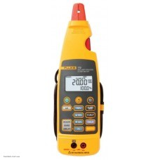 Fluke 772 калибратор-мультиметр с клещами для малых токов