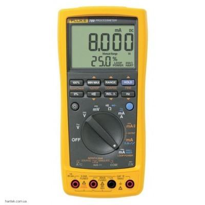 Fluke 789 калибратор многоцелевой