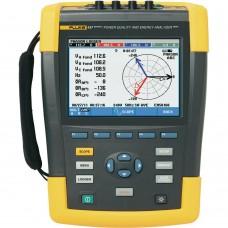 Fluke 437 серии II Анализаторы качества эл. энергии (400 Гц)