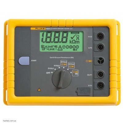 Fluke 1623-2 GEO Измеритель сопротивления заземления