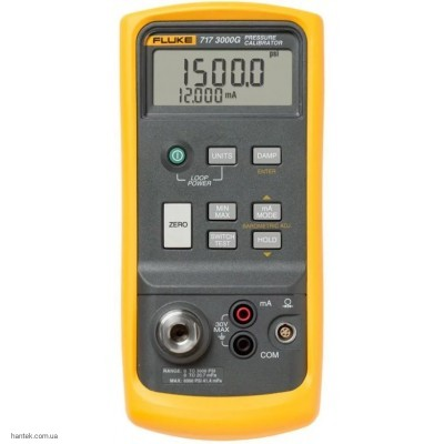 Fluke 717 1000G калибратор давления