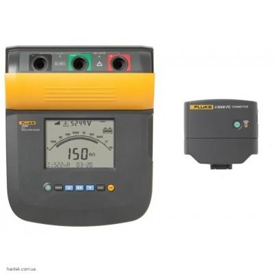 Fluke 1550C/Kit измеритель сопротивления изоляции