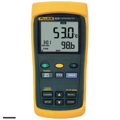 Fluke 53 II B Термометр