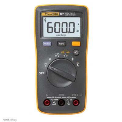 Fluke 107 Мультиметр цифровой