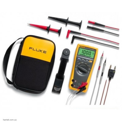 Fluke 179/EDA2 Мультиметр цифровой, с измерительным набором Fluke EDA2