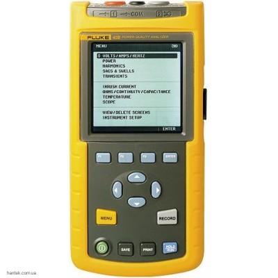 Fluke 43B Анализаторы качества эл. энергии (однофазный)