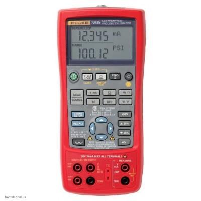Fluke 725Ex Многофункциональный калибратор