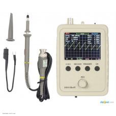 """FNIRSI 150 Портативный осциллограф 1CH, 200 кГц, 1 МВыб/с, 2,4"""" TFT"""