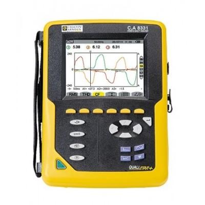 C.A 8331 Анализатор качества электроэнергии