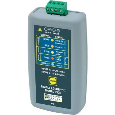 L322 Регистратор тока