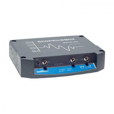 Chauvin Arnoux MTX1052B-PC Приставка к ПК - цифровой анализатор-осциллограф, Ethernet (2-х кан, 150 МГц)