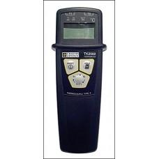 TK 2002 Цифровой термометр с двумя входами и функцией измерения разности температур (-50°C - 1000 °C)