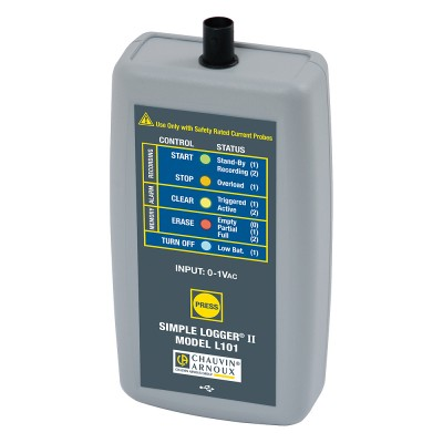 L101 Регистратор тока