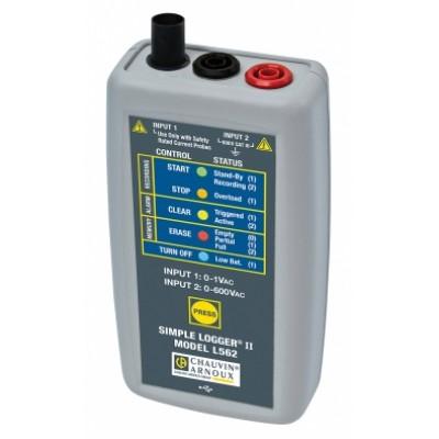 L562 Регистратор тока и напряжения