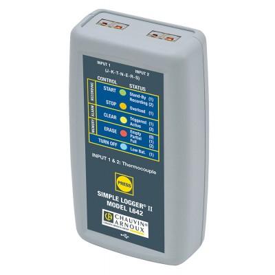 L642 Регистратор температуры