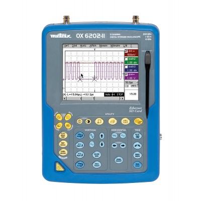 Chauvin Arnoux OX6062E-M Лабораторный осциллограф-анализатор, 2-кан, 60 МГц (MOHO ДИСПЛЕЙ)