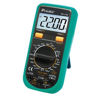 Цифровой мультиметр Pro'sKit USA MT-1705