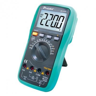 Цифровой мультиметр Pro'sKit USA MT-1710
