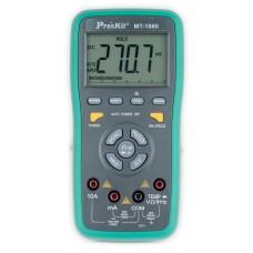 Цифровой мультиметр Pro'sKit USA MT-1860