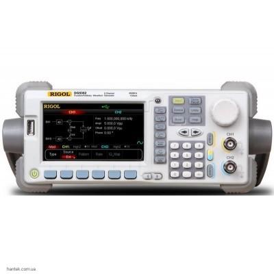 RIGOL DG5072 генератор сигналов