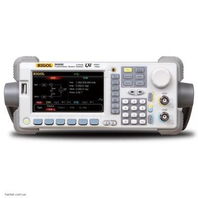 RIGOL DG5252 генератор сигналов