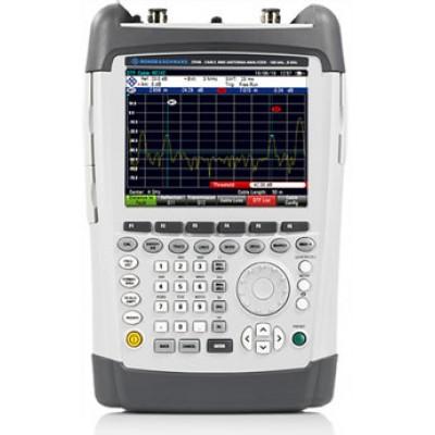R&S®FSH8 (модель 28) Портативный анализатор спектра (100 кГц - 8 ГГц) с предусилителем, следящим генератором и внутренним КСВН-мостом