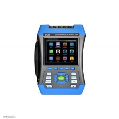 Suin SA2200 Класс S анализаторы качества электрической энергии в однофазных и трехфазных сетях