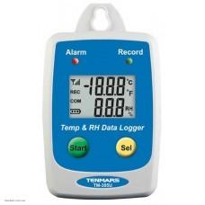 Tenmars TM-305U регистратор температуры